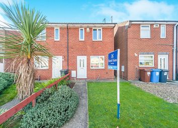 Thumbnail 2 bedroom semi-detached house for sale in Fountain Road, Hull