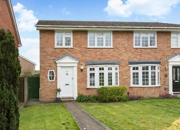 Thumbnail 3 bed semi-detached house for sale in Dorchester Close, Nr Pinkneys Green, Maidenhead
