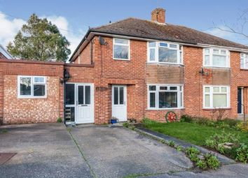 Thumbnail 4 bed semi-detached house for sale in Halesworth, Suffolk, .