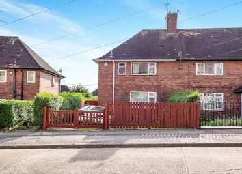 Thumbnail 3 bed terraced house for sale in Leybourne Drive, Nottingham