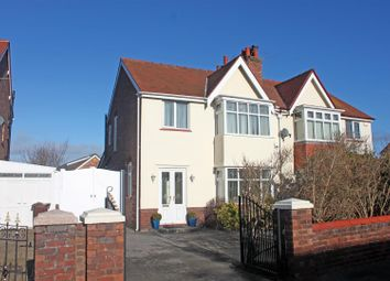 Thumbnail 3 bed semi-detached house for sale in Kirklees Road, Birkdale, Southport