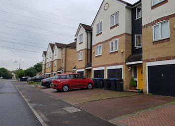 Thumbnail 3 bed terraced house to rent in Manton Road, Enfield