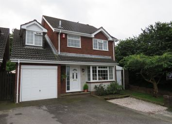 Thumbnail 4 bed detached house for sale in Woodland Drive, Plympton, Plymouth