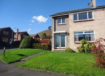 Thumbnail 3 bed semi-detached house for sale in Walnut Park, Tillicoultry