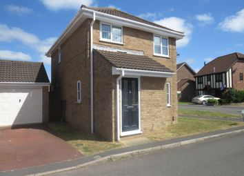 Thumbnail 3 bedroom detached house for sale in Malin Court, Caister-On-Sea, Great Yarmouth