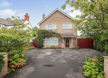 Thumbnail 4 bed detached house for sale in Lincoln Road, Werrington, Peterborough
