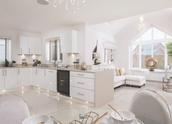"""Thumbnail 5 bed detached house for sale in """"The Hedingham"""" at Burn Road, Huddersfield"""