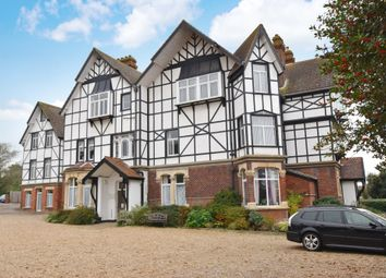 Thumbnail 1 bed flat for sale in Weybourne Road, Sheringham
