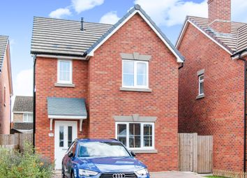 Thumbnail 3 bed detached house for sale in White House Drive, Kingstone, Hereford