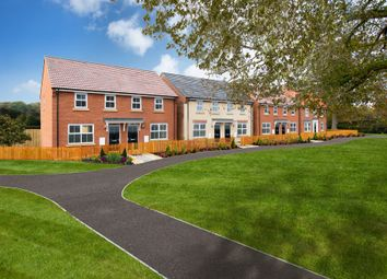 """Thumbnail 3 bed end terrace house for sale in """"Archford"""" at Tranby Park, Jenny Brough Lane, Hessle"""