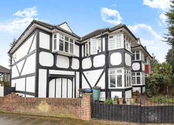Thumbnail 6 bed semi-detached house for sale in Robin Hood Way, London