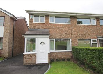 Thumbnail 3 bed property to rent in Lang Port Close, Fulwood, Preston