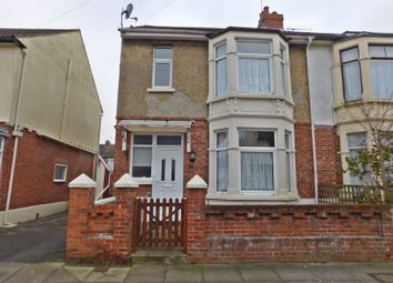 Thumbnail 3 bedroom semi-detached house to rent in Idsworth Road, Portsmouth