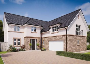 "Thumbnail 5 bed detached house for sale in ""The Boclair Ranald - Ready For You"" at Birnam Crescent, Bearsden, Glasgow"