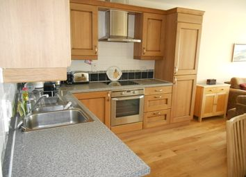 Thumbnail 1 bed flat to rent in Esplanade House, Porthcawl