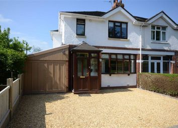Thumbnail 3 bed semi-detached house for sale in Lichfield Road, Stone