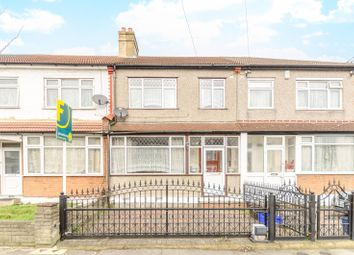 Thumbnail 3 bedroom terraced house to rent in Lambourne Road, Seven Kings, Ilford