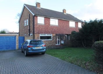Thumbnail 3 bed semi-detached house for sale in Southwood Road, Farnborough