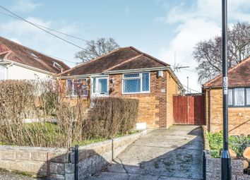Thumbnail 2 bed detached bungalow for sale in Solent Avenue, Southampton