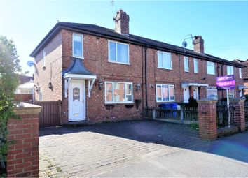 Thumbnail 4 bed end terrace house for sale in Greenwood Avenue, Beverley