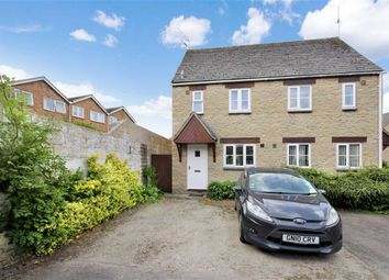 Thumbnail 2 bed terraced house to rent in Nichol Court, Faringdon, Oxfordshire