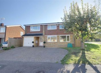 Thumbnail 4 bed detached house for sale in Coombe Gardens, Berkhamsted, Hertfordshire