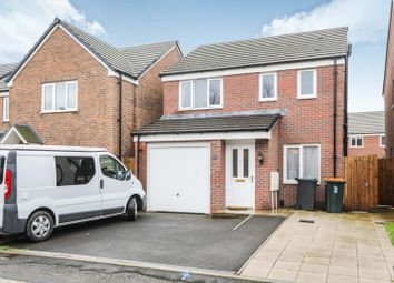 Thumbnail 3 bed detached house for sale in Cedar Gardens, Newport