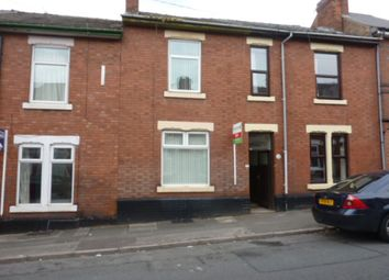 Thumbnail 3 bedroom terraced house to rent in Howe Street, Derby