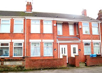 2 bed terraced house for sale in Rensburg Street, Hull HU9