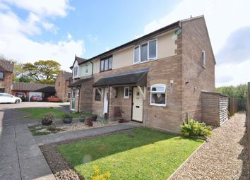 Thumbnail 2 bed end terrace house for sale in Croscombe Gardens, Frome