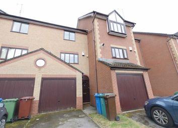 Thumbnail 3 bed town house to rent in Raleigh Close, West Didsbury, Manchester, Greater Manchester