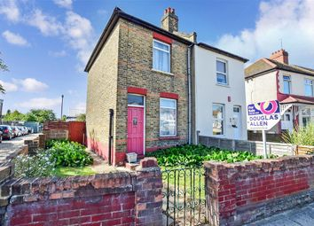 Tomswood Hill, Hainault, Essex IG6. 2 bed semi-detached house
