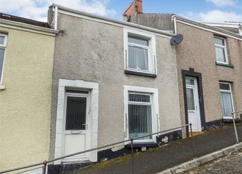 Thumbnail 2 bed terraced house for sale in Harries Street, Swansea, West Glamorgan