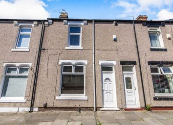 Thumbnail 3 bed terraced house for sale in Colenso Street, Hartlepool