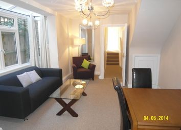 Thumbnail 3 bed duplex to rent in Stephendale Road, Fulham