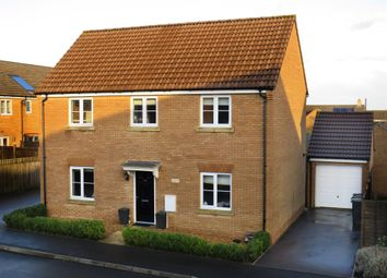 Thumbnail 4 bed detached house for sale in Creed Road, Oundle, Peterborough