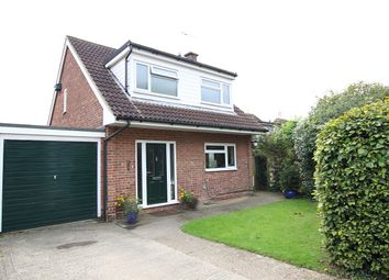 Thumbnail 3 bed detached house for sale in Old Rectory Close, Barham, Ipswich, Suffolk