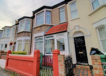 Thumbnail 3 bed terraced house for sale in Pembar Avenue, London