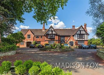 Thumbnail 2 bed flat for sale in Barton Friars, Courtland Estate, Chigwell