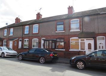 Thumbnail 2 bed terraced house to rent in Collin Street, Uttoxeter