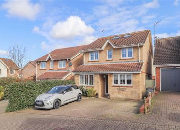 5 bed detached house for sale in Martins Drive, Hertford, Herts SG13