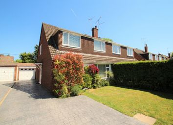 Thumbnail 4 bedroom semi-detached house for sale in Pine Ridge Road, Burghfield Common