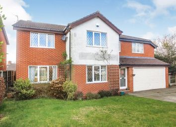 Thumbnail 5 bed detached house for sale in Chardin Avenue, Marple Bridge, Stockport, Cheshire