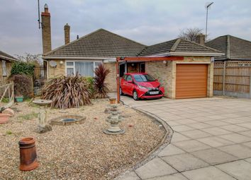 Thumbnail 3 bed bungalow for sale in Church Road, Wisbech