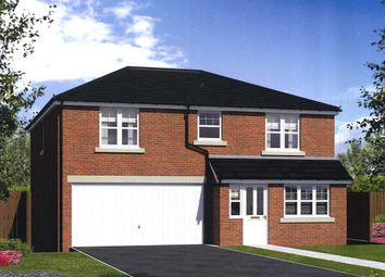 """Thumbnail Town house for sale in """"Vanbrugh"""" at Loansdean Wood, Morpeth"""