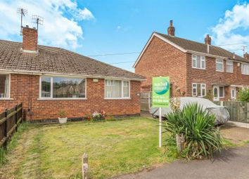 Thumbnail 3 bed semi-detached bungalow for sale in Wings Drive, Hucknall, Nottingham
