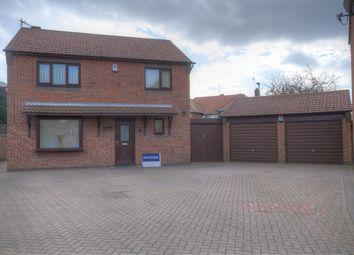Thumbnail 4 bed detached house for sale in Elizabeth Close, Bridlington