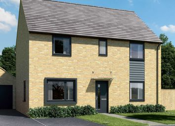 "Thumbnail 4 bed detached house for sale in ""The Leverton"" at Thorn Road, Houghton Regis, Dunstable"
