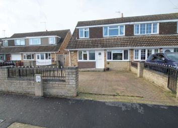 Thumbnail 4 bed semi-detached house for sale in St. Peters Way, Thorney, Peterborough