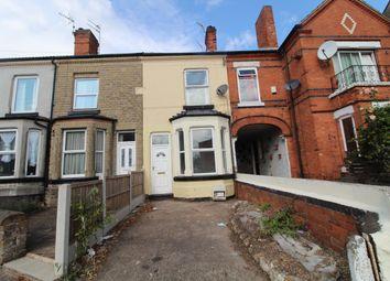 Thumbnail 2 bed terraced house for sale in Yorke Street, Hucknall, Nottingham